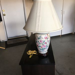 Lamp for Sale in Victorville, CA