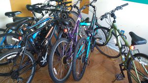All Brands Mountain Bikes Weekend Pick ups Available Now for Sale in Greenbelt, MD