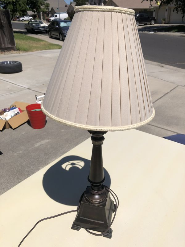 Beautiful lamp, great condition