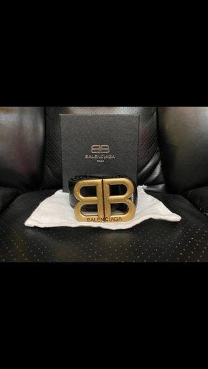 Balenciaga Belt Black for Sale in Chicago, IL