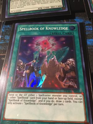 Spell book of knowledge x2 for Sale in Rockford, OH