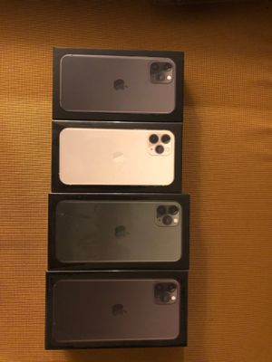 iPhone 11 Pros and Pro Max for sale for Sale in Arlington, MA