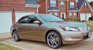 Perfect*2009 Honda Accord 3.5 EX-L *FWDWheels* for Sale in Minneapolis, MN