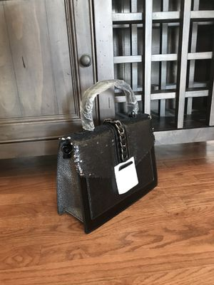 Aldo FILINNA BLACK LEATHER TOP HANDLE BAG for Sale in Baltimore, MD