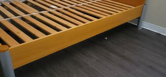 Ikea Queen Size Squeaker Bed Frame for Sale in Damascus,  OR