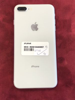 iPhone 8 Plus 64GB Unlocked for Sale in Highland Park, MI
