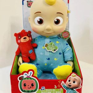 Cocomelon Singing & Talking Bedtime JJ Doll Plush Brand New for Sale in Maywood, CA