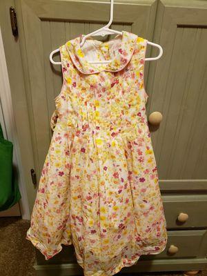 Girls flower dress size 6 for Sale in College Park, GA