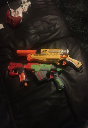 Nerf guns for Sale in Houston, TX