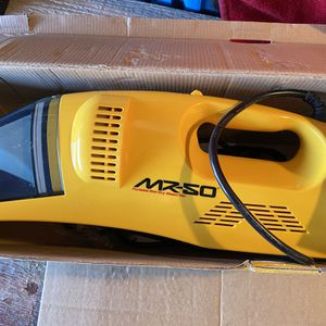 Vapamore Mr50 Wet Dry Steam And Vacuum Combo New Excellent Condition Never Used for Sale in Las Vegas, NV