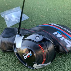 Golf Club TaylorMade M4 Driver D-Type 9.5* With Cover for Sale in Silverdale, WA