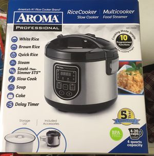 Aroma 4qt multi cooker/rice cooker Brand New for Sale in San Diego, CA