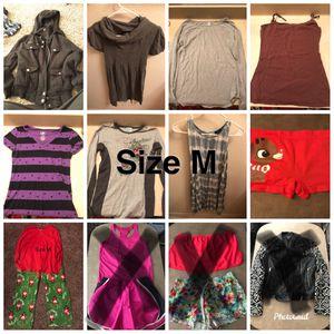 Women's Clothes Bundle Size Medium for Sale in Modesto, CA
