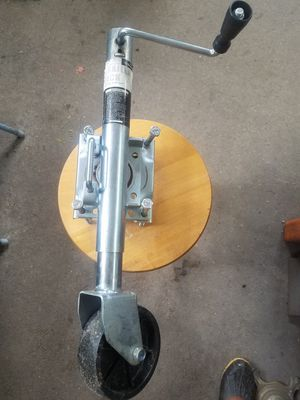 Brand New Trailer Wheel Jack 25.00 for Sale in Stonington, CT