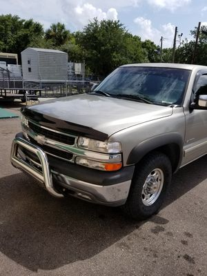 2000 Chevy Silverado 3dr,2500 trade or sell for Sale in Tampa, FL