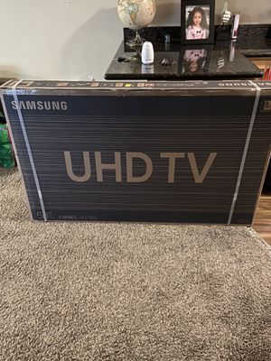 "Samsung - 58"" Class 7 Series LED 4K UHD Smart HDR Smart Tizen TV for Sale in Tacoma, WA"