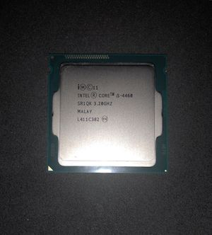 Intel Core i5-4460 for Sale in Irwindale, CA