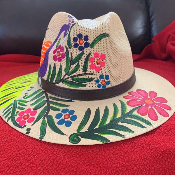 Peacock Sombrero