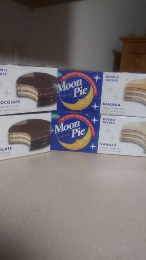 Fresh Double Decker MoonPies for sale for Sale in Gainesville, GA