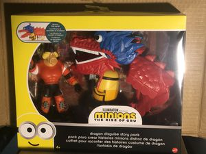 Minions toy set for Sale in Longview, TX