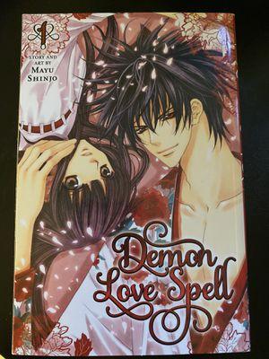 Demon Love Spell, Vol. 1 (Manga) Mayu Shinjo for Sale in Charlottesville, VA