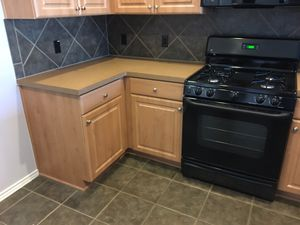 GE black appliances for sale for Sale in Austin, TX