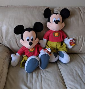 """New Mickey Stuffed Animal 22"""" Tall for Sale in Tigard, OR"""