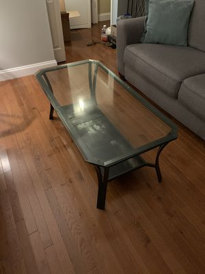 Glass Coffee Table for Sale in Boynton Beach, FL