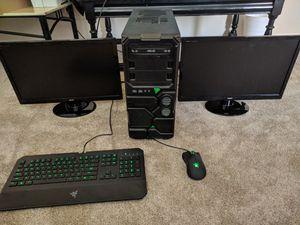 POWERFUL CUSTOM BUILT GAMING COMPUTER for Sale in Salt Lake City, UT