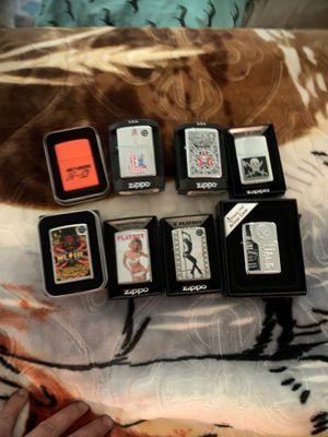 Zippo collection for Sale in Haddon Heights, NJ