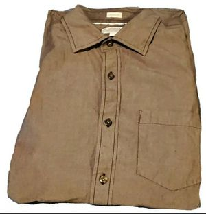 Banana Republic Brown Button-Down Shirt for Sale in Middletown, MD