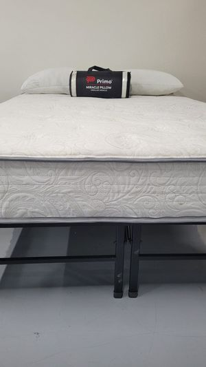 "Brand New 8"" Hybrid Mattress With Lumbar Gel - Twin and Full Size Bed In A Box 📦 for Sale in San Diego, CA"