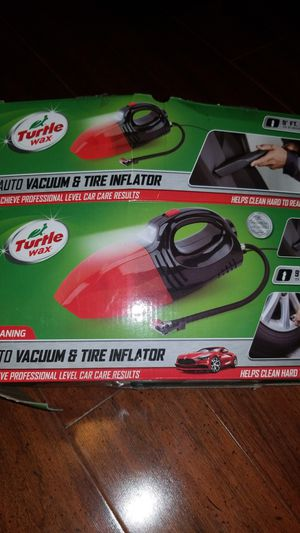 Portable car vacuum for Sale in Baytown, TX