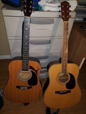 Guittars accoustics for Sale in Riverside, CA