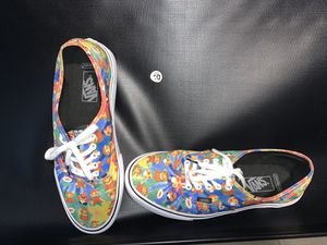 Vans Super Mario Brothers- Game Over! Shoes Mns10 for Sale in Miccosukee, FL