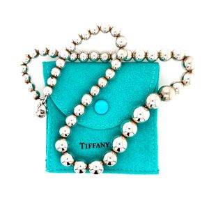 Tiffany and Co Graduated Ball Necklace for Sale in Woodbridge, VA