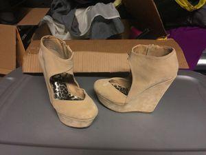 Wedge Heels Sz: 6 1/2 for Sale in Nashville, TN