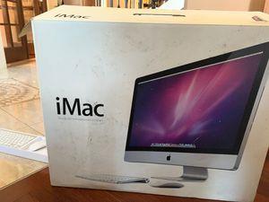 Apple iMac desktop computer for Sale in Mountlake Terrace, WA