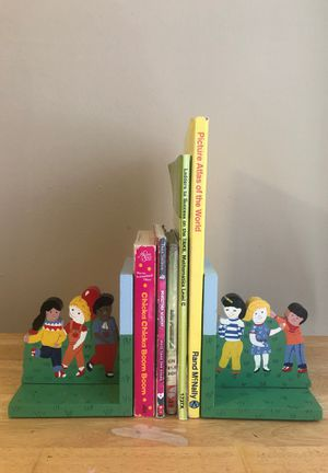 Kids bookends - galleria area for Sale in Houston, TX