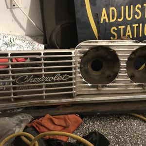 1964 Chevy Impala Grill With Support for Sale in San Diego, CA