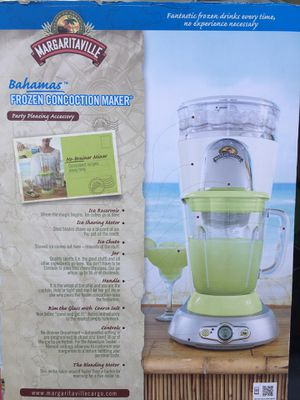 Margaritaville Frozen Drink Maker NIB for Sale in Fort Lauderdale, FL