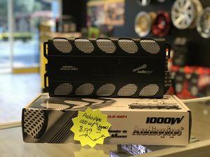 Audiopipe 1000 Watt 4 Channel Amp for Sale in Tampa, FL