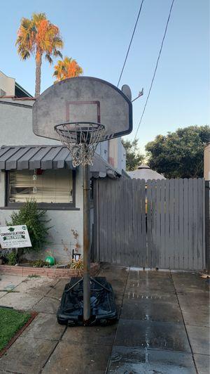 Basketball hoop for Sale in Inglewood, CA