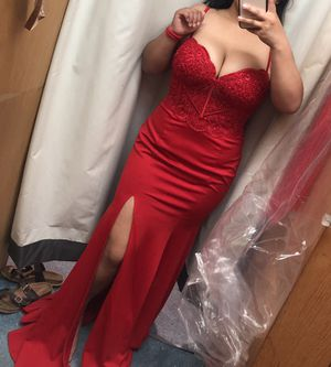 Red Homecoming Prom Dress for Sale in Lacey, WA