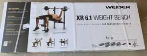 Weight bench for Sale in Sterling Heights, MI