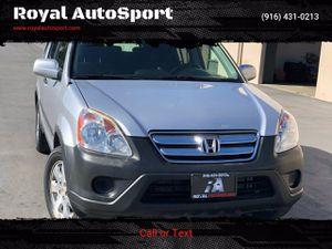 2005 Honda CR-V for Sale in Sacramento, CA