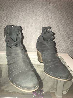 Black Suede Free People Booties for Sale in Nashville, TN