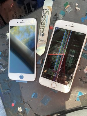 iPhone 7 Plus cracked screen?!!!We drive to you and fix_ for Sale in Tempe, AZ