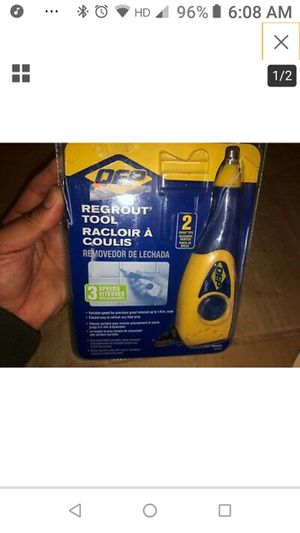 QEP REGROUT TOOL for Sale in Orlando, FL