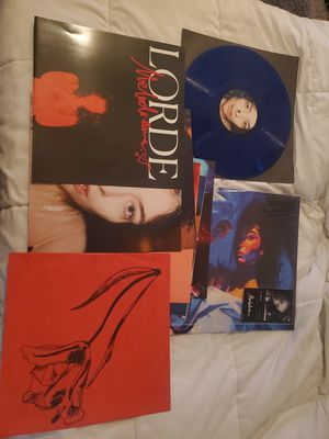 Lord Melodrama Limited Edition Vinyl Bundle for Sale in Visalia, CA
